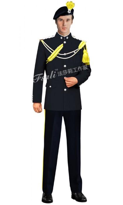 保安工作服服装