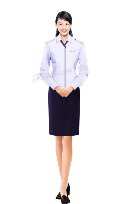 时尚铁路女工作服