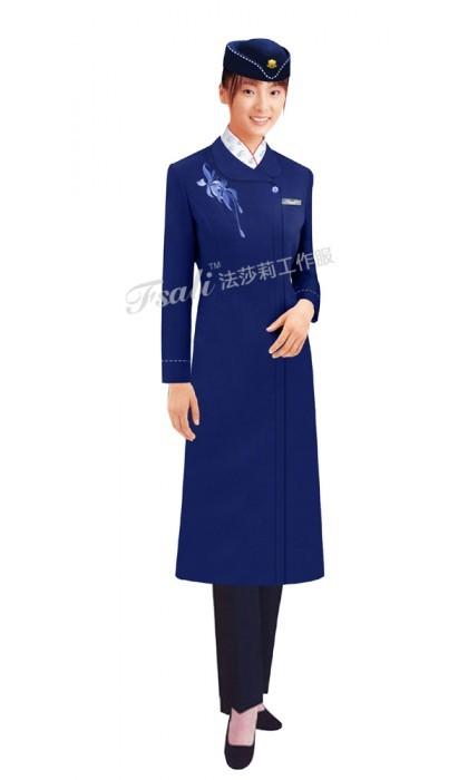 铁路服女装