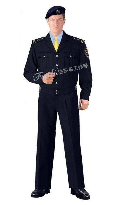 保安工作服夹克制服