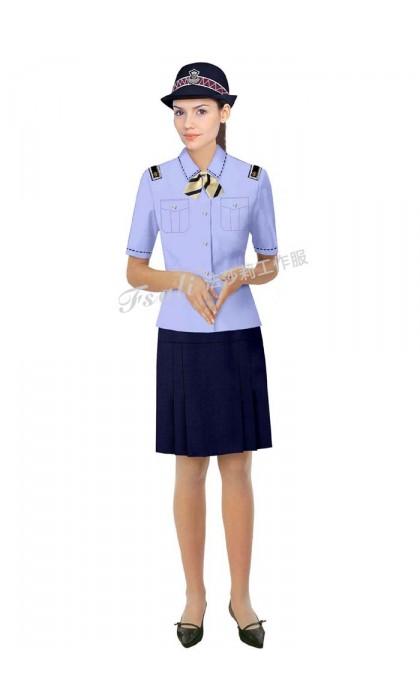 保安制服夏装短袖