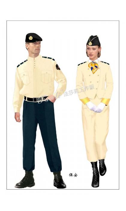 保安制服夹克
