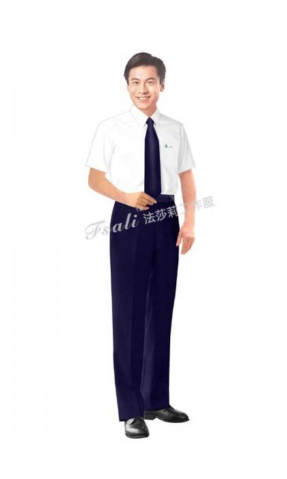 职业装短袖衬衫