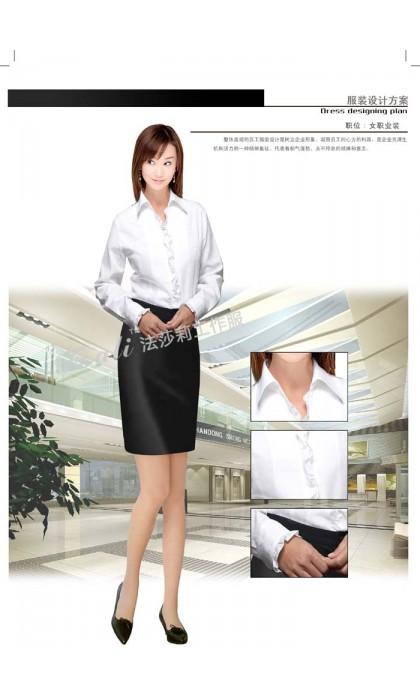 女式正装长衬衫