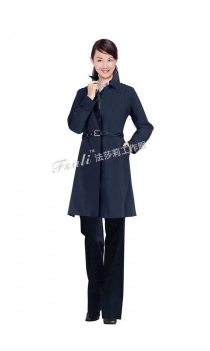 女装工服大衣