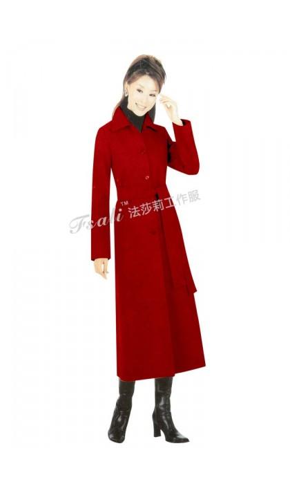 女式正装大衣