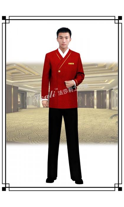 酒店门童制服