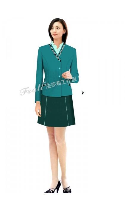 女桑拿服务员制服款式