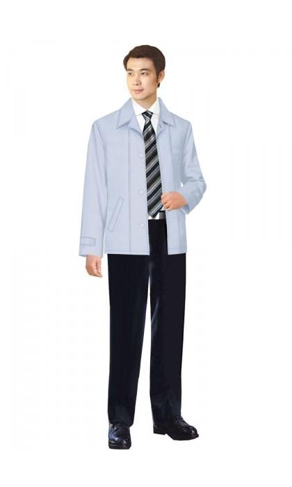 男士夹克制服款式