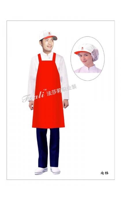 快餐厅男装工作服图片