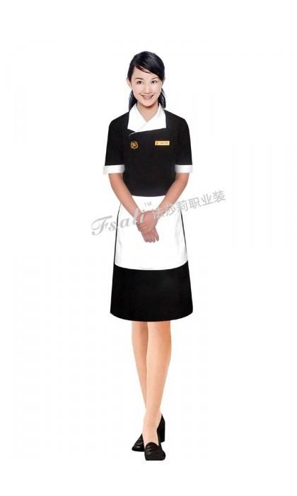 清洁女装制服