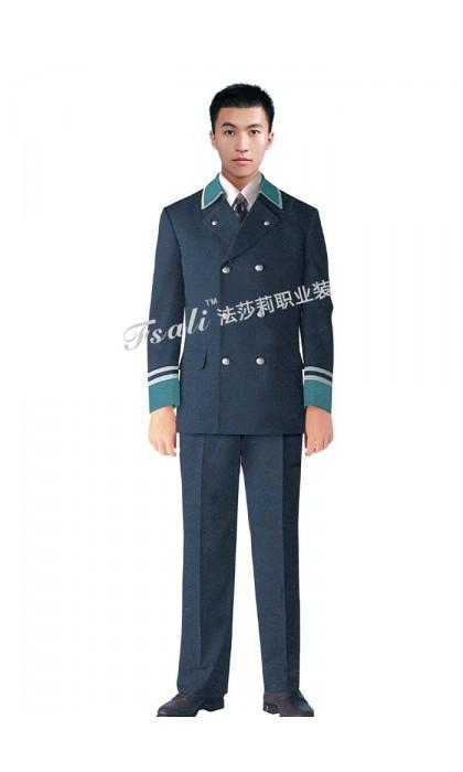 公交制服西服款式