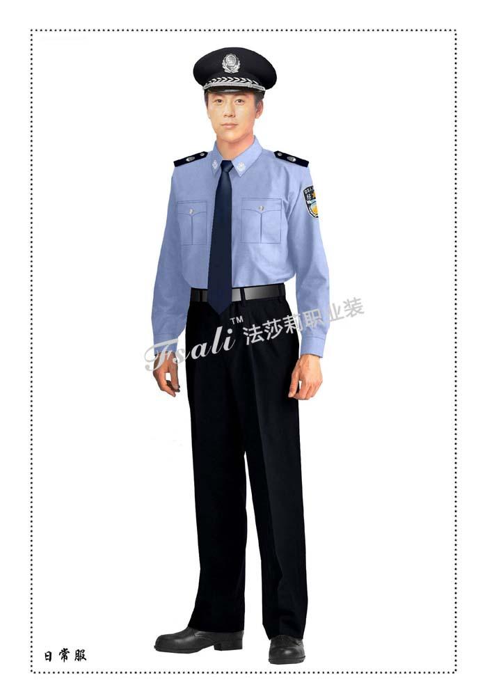 执法制服男装定制