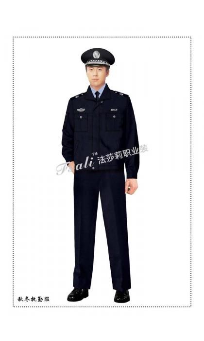 执法制服男装款式