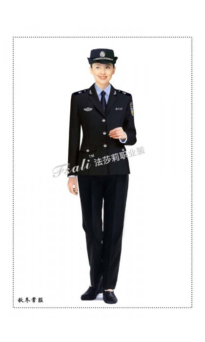 法院执法制服女装