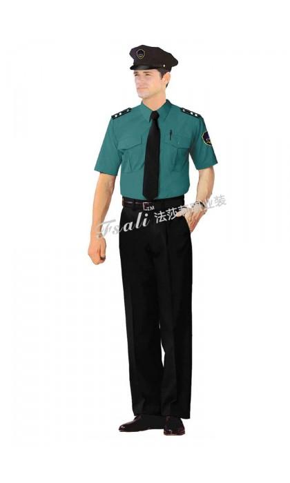 铁路短袖装款式