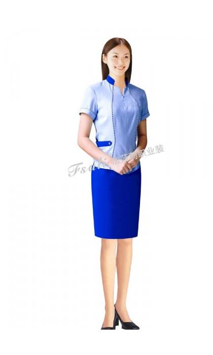 公交短袖工作服