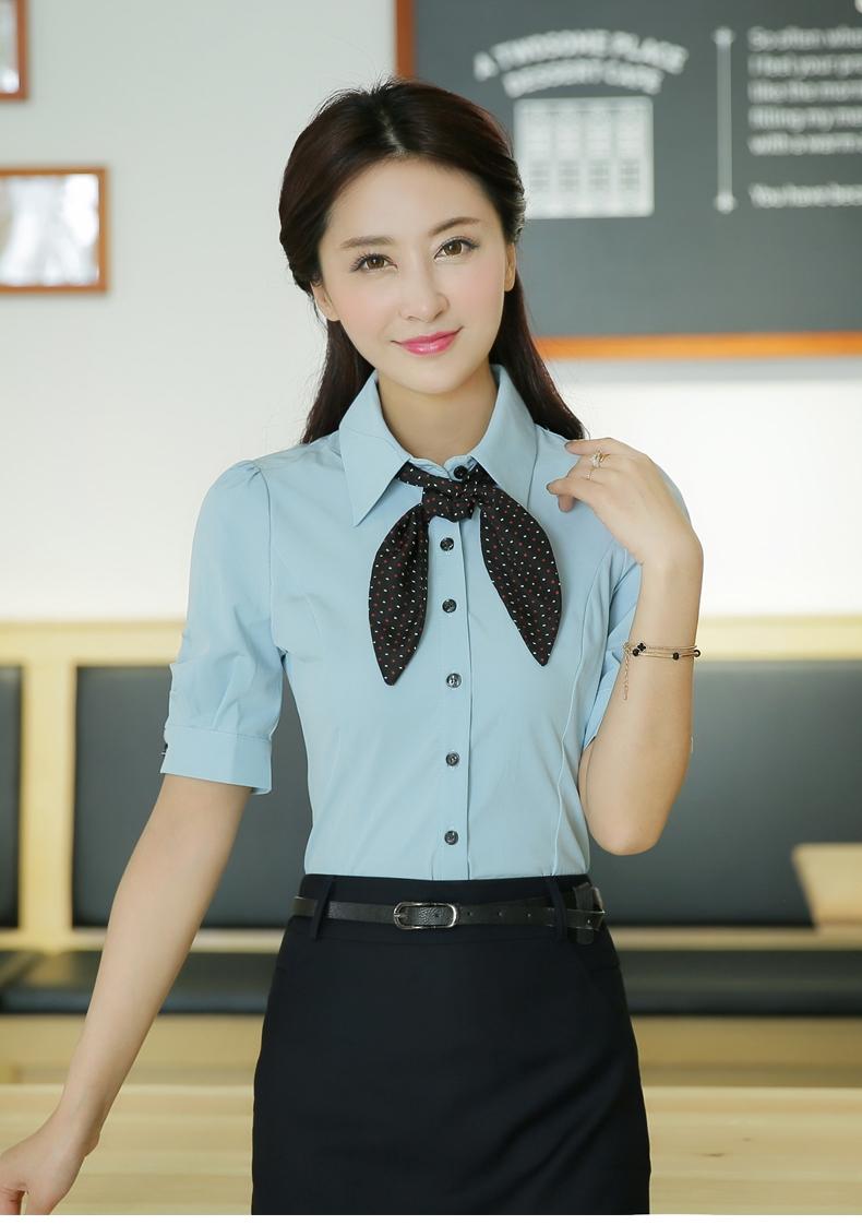 衬衫职业装