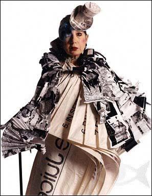 """时尚圈大牌设计师都""""疯了""""?"""