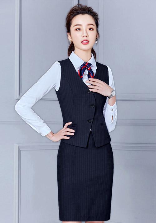 女促销员服饰