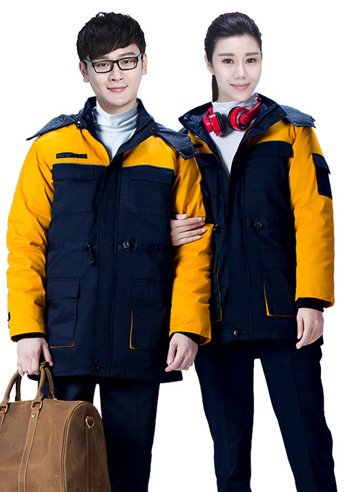 冬装工作服3
