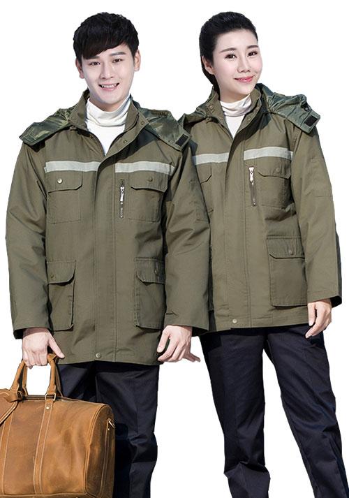 冬装工作服5