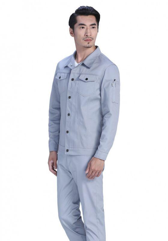 定制秋季长袖工作服需要从哪几个方面考虑?