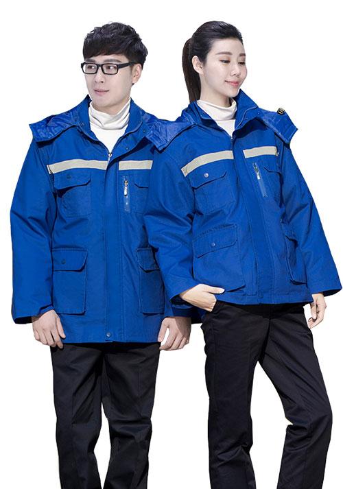 冬装工作服2