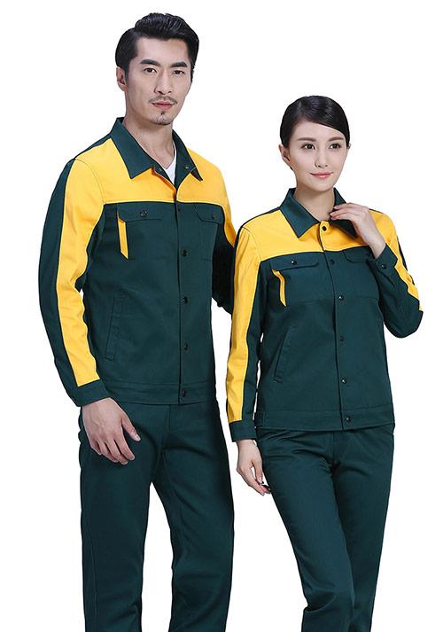 定制工作服的趋势,以及色彩在工作服中的作用是什么?