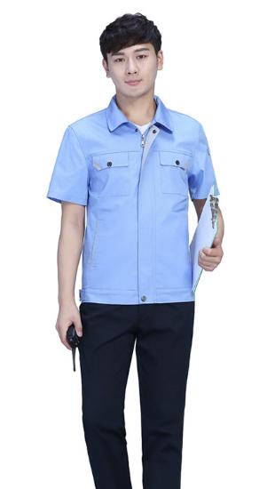 夏季工作服能不能选择全棉的?全棉的夏季工作服有什么特点?