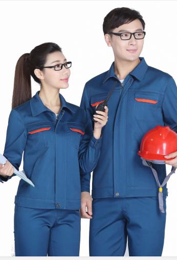 企业给员工定制工作服有哪些好处?